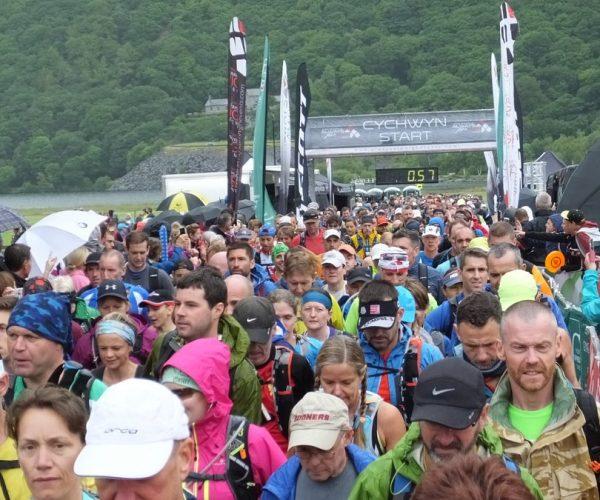 Start Line of the Marathon