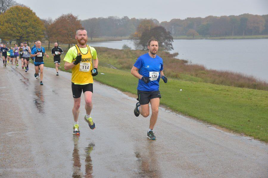 Run Tatton - about mile 4