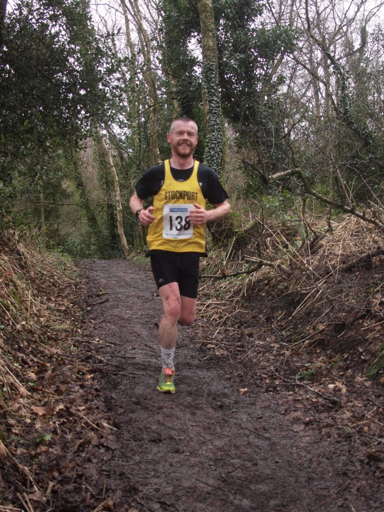 Stockport Trail half marathon