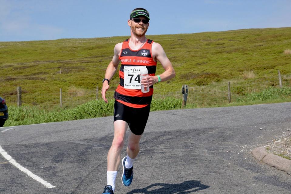 Buxton Half Marathon - mile3