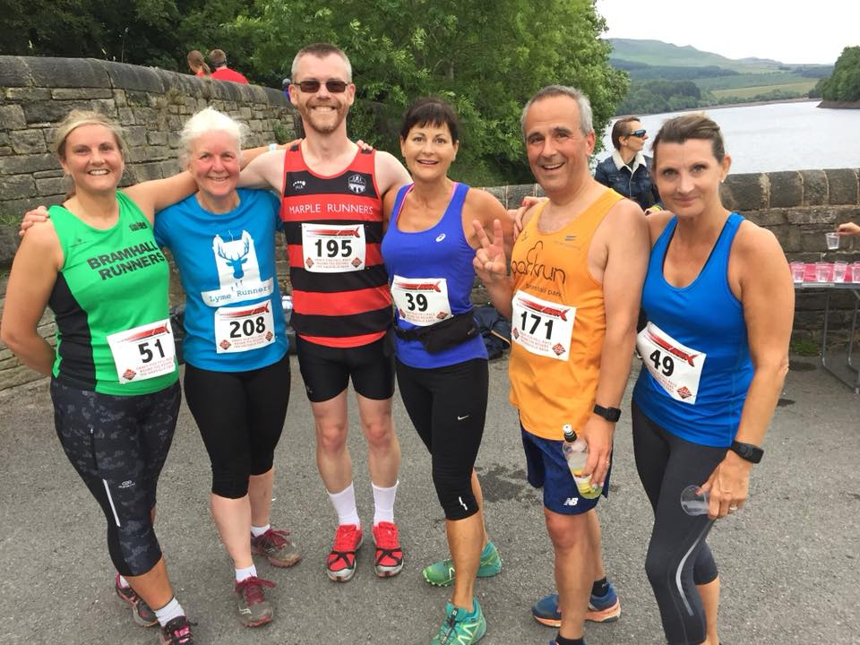 Lyme Runners at The Bill Fox Round the Resers 5