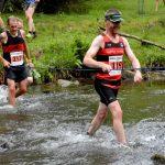 Wincle Trout Run - river crossing