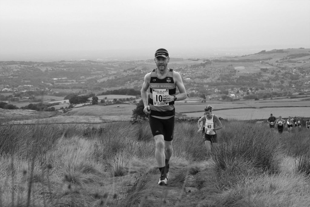 Cracken Edge Fell Race (photo courtesy of Mark Fermer)