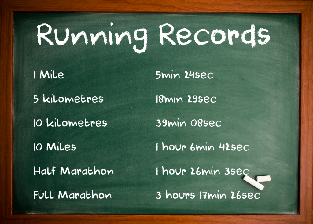 My Running Records