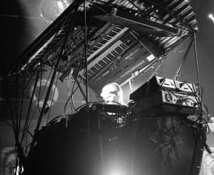 Vince Clarke synth sphere